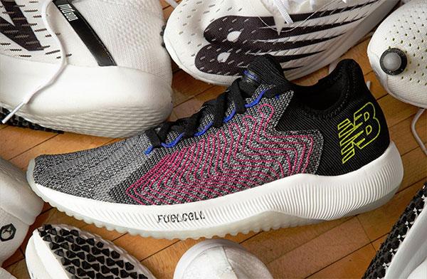 FuelCell, la renovada gama de zapatillas reactivas de New Balance