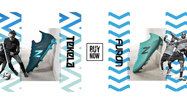 New Balance Fútbol lanza las nuevas versiones de las botas Tekela y Furon