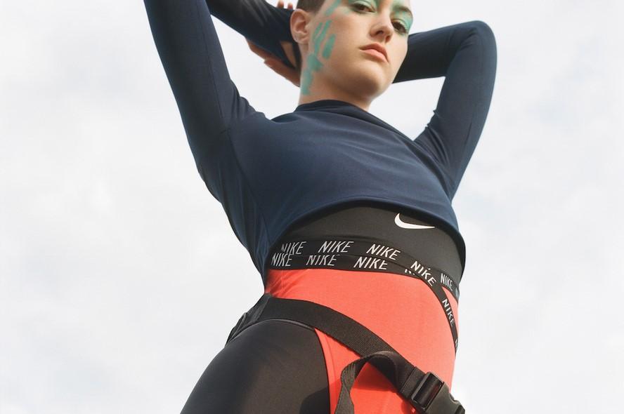 Nike crea una colección artística para reivindicar a la mujer en el deporte