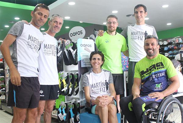 Oofos apuesta por el atletismo para crecer en España