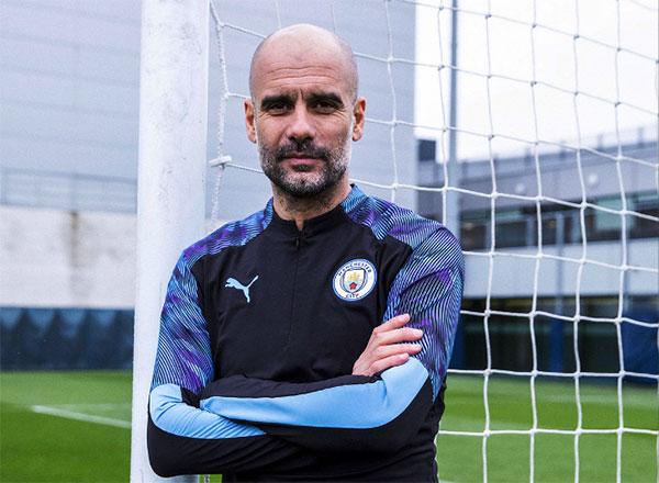 Puma se asocia con el entrenador Pep Guardiola