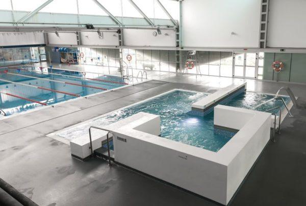 Blautec suma más proyectos de cloración salina en piscinas deportivas
