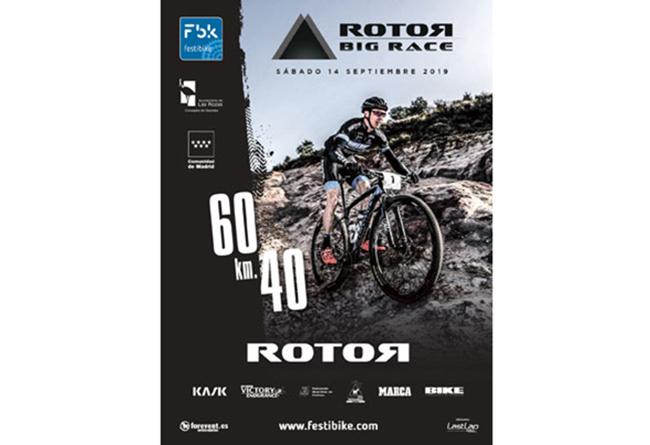 Rotor Big Race será el gran maratón MTB de Festibike
