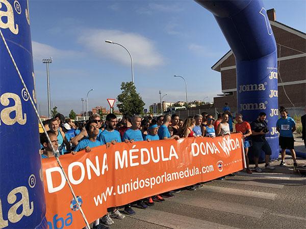 Runners hasta la médula: vuelve la Carrera Médula para Mateo 100% solidaria