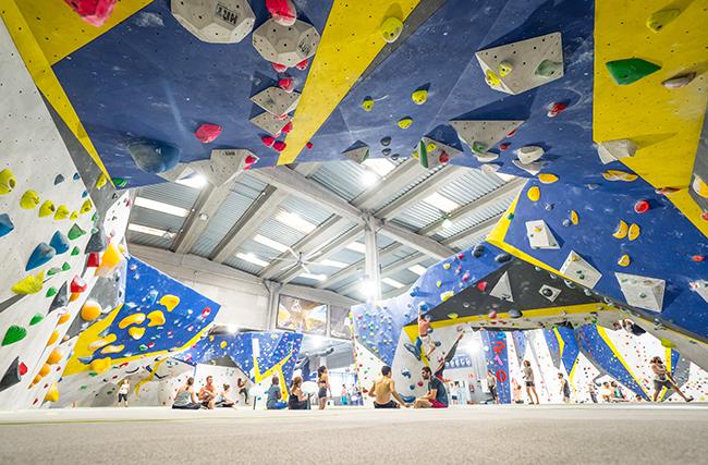 Sharma Climbing abrirá en Madrid el rocódromo más grande de España