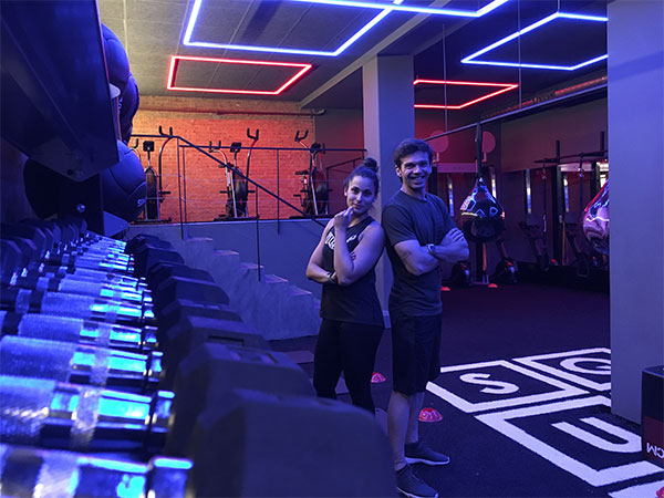 """Square Fitness Studio: """"Gympass es nuestro comercial ante las empresas"""""""