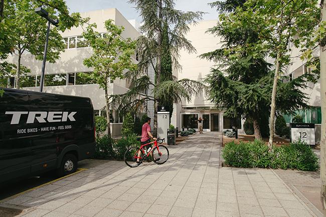 Trek Iberia estrena nueva sede en Tres Cantos