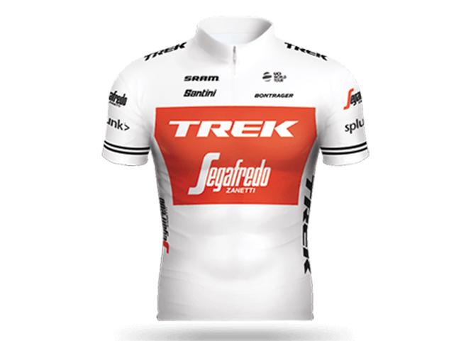 El Trek-Segafredo estrena nuevo maillot para el Tour de Francia