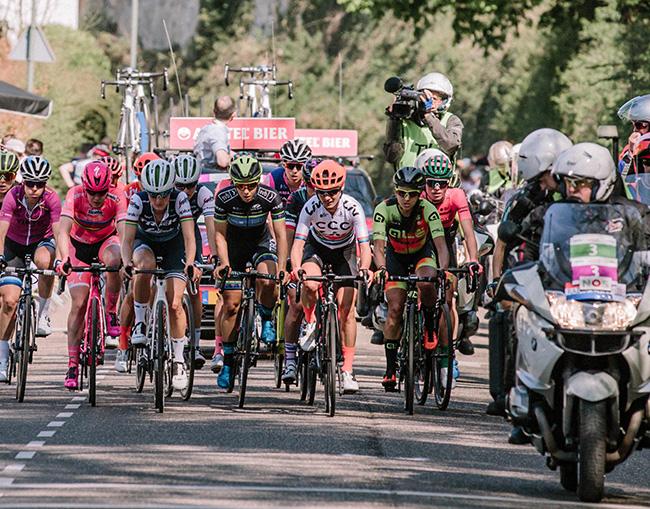 Trek se alía con Voxwomen para retransmitir el Giro Rosa 2019