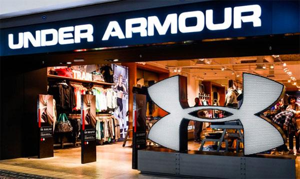 Under Armour Intl reporta pérdidas de 15 millones de euros en el segundo trimestre