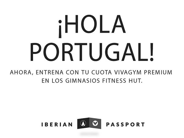 Vivagym lanza un pasaporte para poder entrenar en cualquiera de sus 67 gimnasios