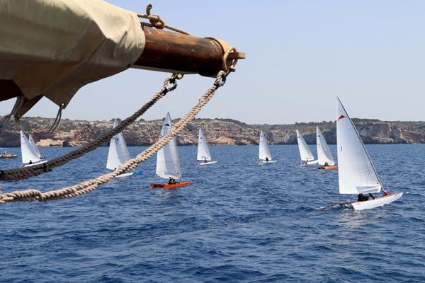 El legado de la Volta a Menorca 2019 en patín a vela
