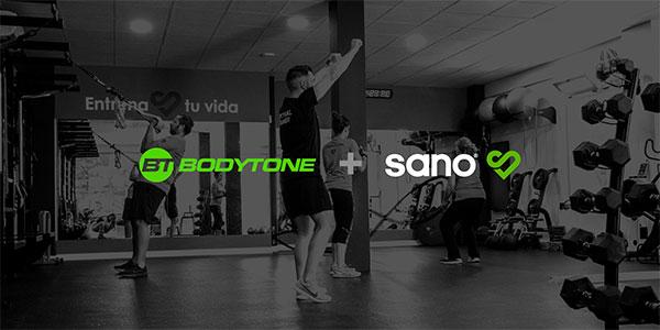 Bodytone renueva y fortalece su acuerdo con Sano Center
