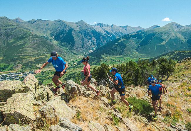 Buff lleva su compromiso medioambiental al Ultra Trail du Mont-Blanc