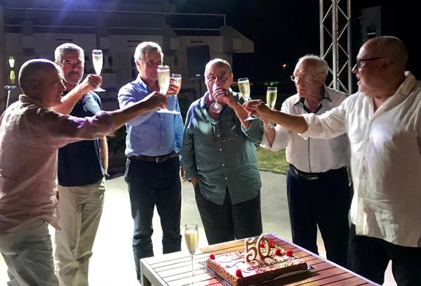 El Club Maritim Torredembarra festeja su 50 aniversario con ansias de futuro