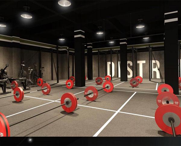 New Balance abre el primer box de entrenamiento dentro de un