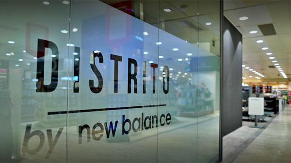 Distrito by New Balance en El Corte Inglés, la alianza fitness que lleva la venta cruzada a otro nivel