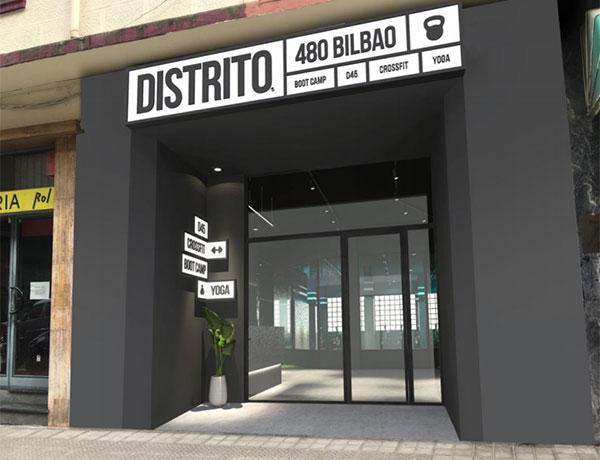 """Distrito Estudio abre en Bilbao su box de entrenamiento """"más espectacular"""""""