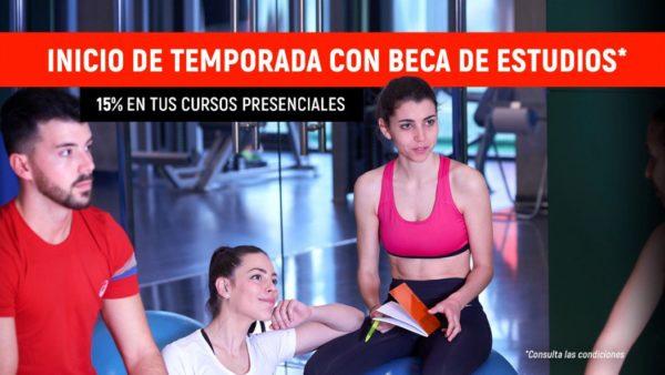 ESHI ofrece una Beca de Estudios de Fitness