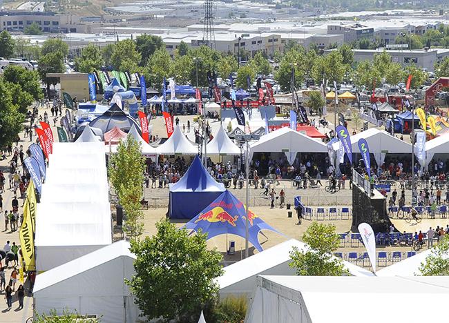 La nueva etapa de Festibike arranca con más de 200 marcas expositoras