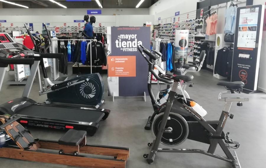 Fitnessdigital prosigue su expansión física en dos tiendas de Intersport en Pontevedra
