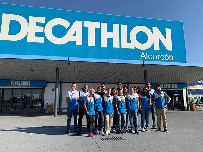 Decathlon celebra su 25 aniversario en Alcorcón