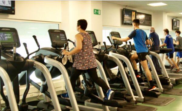 El gimnasio de Vigo, Máis que Auga Coia, invierte en su modernización