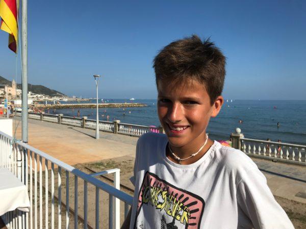 Prosigue el recital del Club Nàutic Sitges en el Campeonato de Cataluña junior 2019