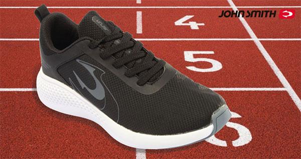 John Smith amplía su gama de zapatillas de running con Refin