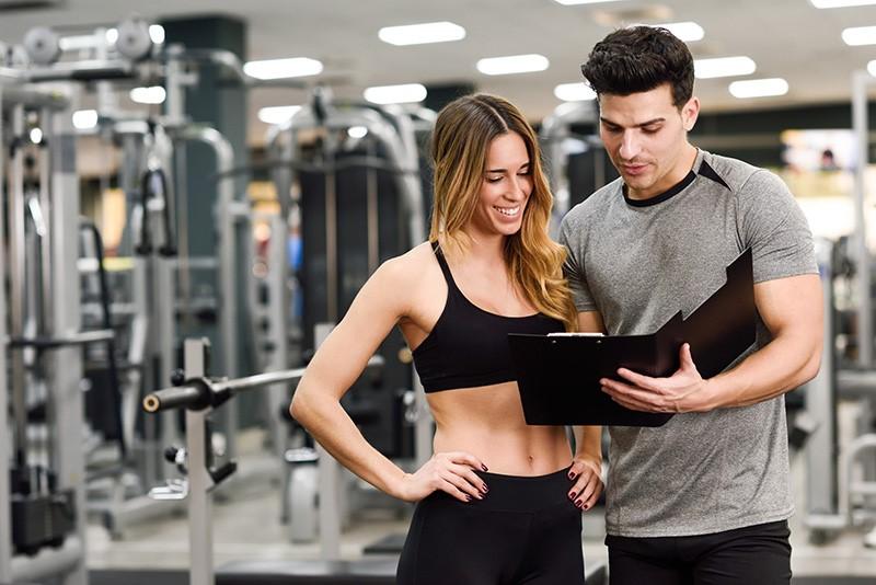 Los gimnasios analizan la formación actual en el fitness