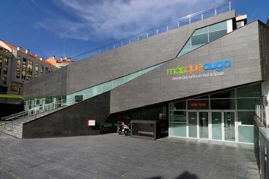 El gimnasio Mais que Auga Coia estrena en septiembre sus instalaciones reformadas