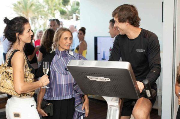 Technogym presenta Bike Personal en Marbella