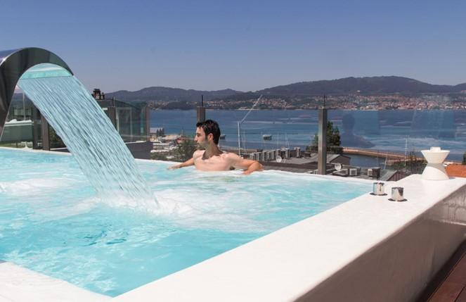 Las tendencias de las piscinas en hoteles, campings y complejos turísticos