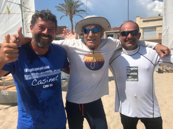 Joan Pedemonte conquista su tercer Open Pati Catalá consecutivo