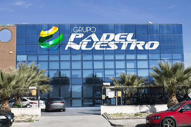 Grupo Padel Nuestro superará los 24 millones de euros de facturación este año