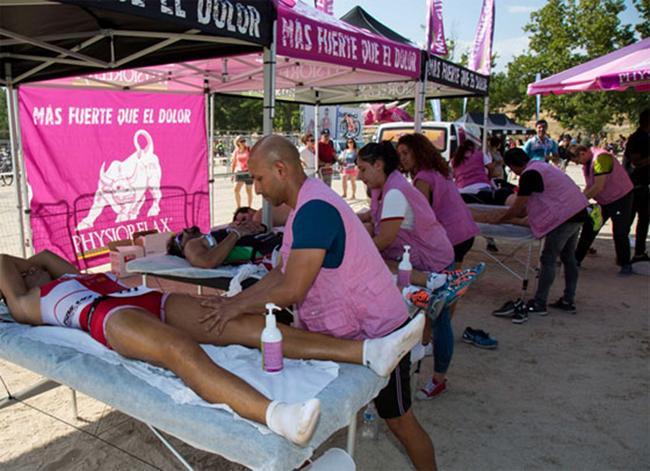 Festibike ofrecerá servicios de fisioterapia y lavado de bicis