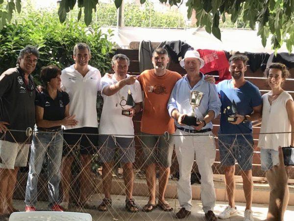 José María Ferrer conquista el Trofeo Furest de Sant Pol de Mar por cuarta vez