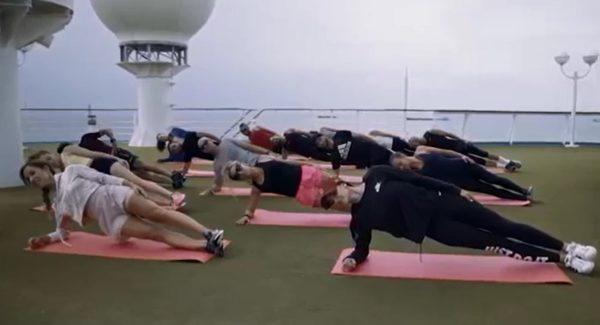 Pullmantur Cruceros implementa un nuevo Programa Deportivo