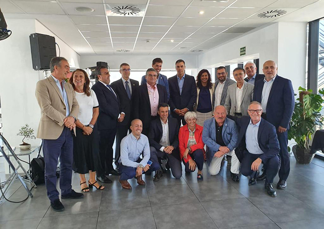 Pedro Sánchez se reúne con colectivos del deporte