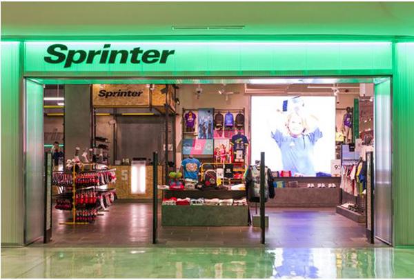 Sprinter alcanzará las 170 tiendas este agosto