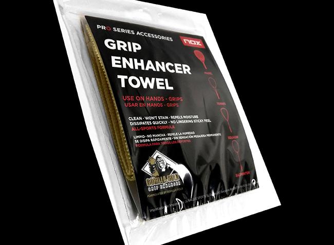 Nox presenta su nueva toallita potenciadora de agarre