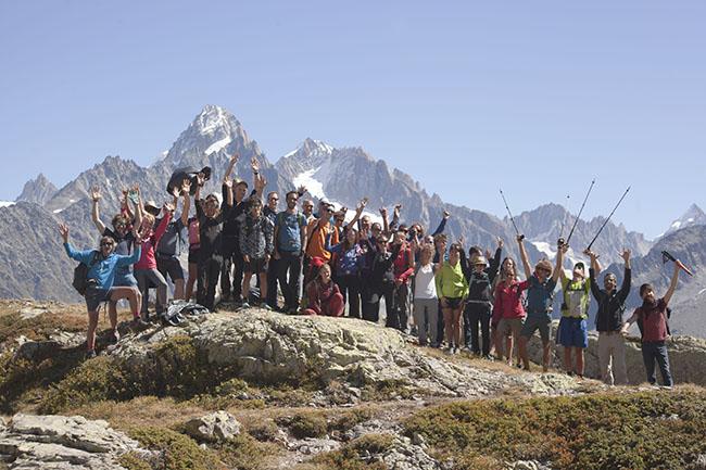 Lafuma organiza una nueva edición de la operación Montaña Responsable