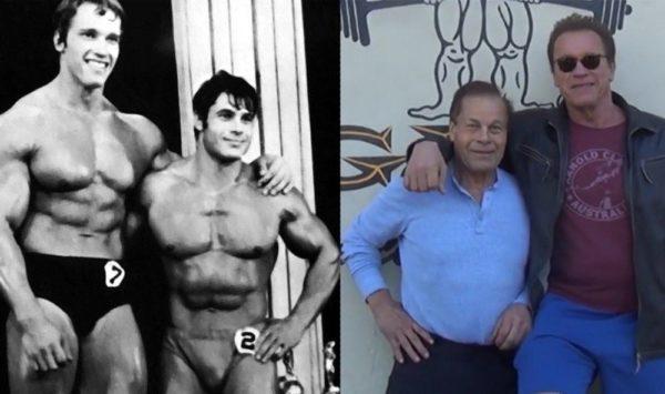 Fallece el Míster Olympia y leyenda del fitness, Franco Columbu