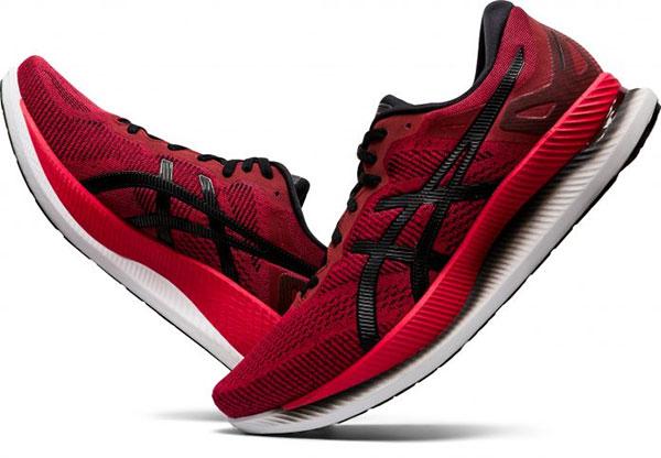 Asics amplía su gama de zapatillas que ahorran energía