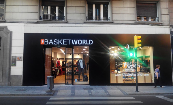 Basket World Store aumenta su sell out un 75%