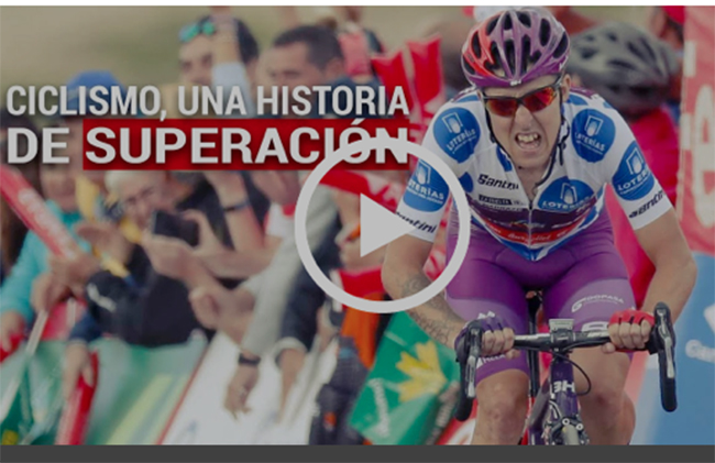 El BH Burgos lanza su vídeo documental de La Vuelta