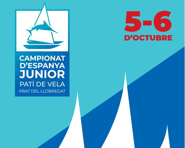 Convocan el Campeonato de España 2019 de patín a vela junior