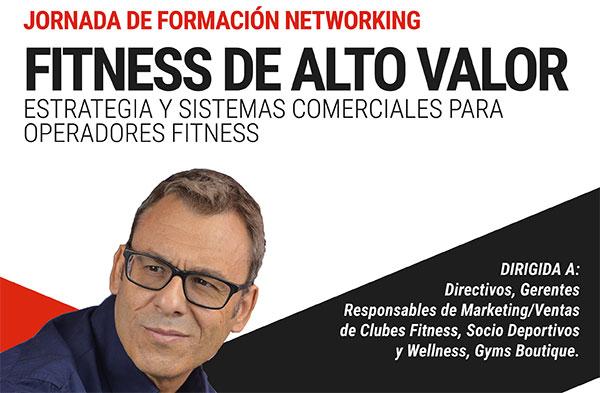 Fitness de Alto Valor, nueva formación del consultor Chano Jiménez