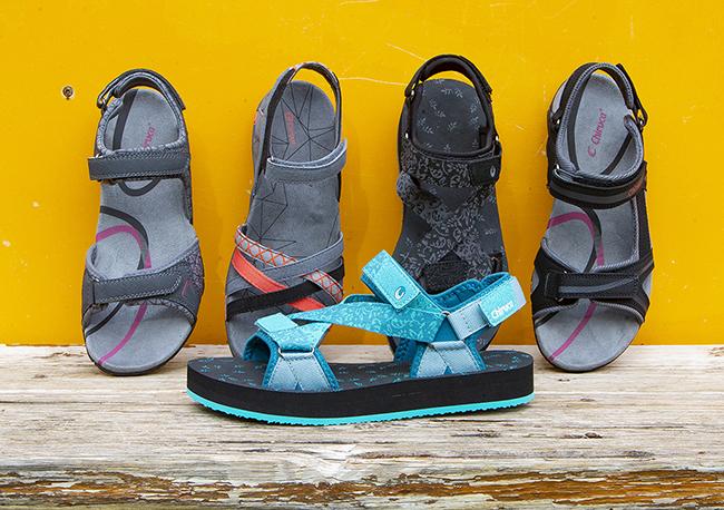 Chiruca refuerza su apuesta por la mujer en su colección de sandalias 2020
