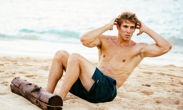El 46% de los turistas españoles practica deporte en vacaciones